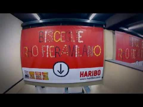 HARIBO - Station Domination Cadorna - case history