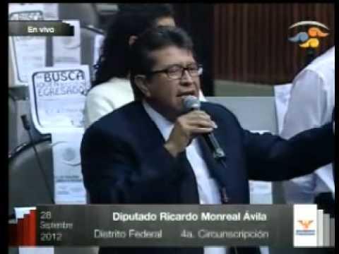 Reforma Laboral - Ricardo Monreal - No Tienen Madre