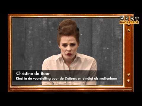 Video-Update 16: Bert Backstage stelt castleden SvO voor bepaalde keuzes