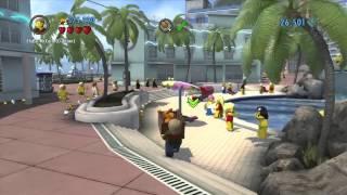 LEGO City Undercover Gameplay Walkthrough Part 14 - NINJA THIEF!! (Wii U HD)