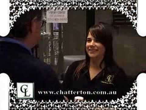 Chatterton Lacework Promotional Video