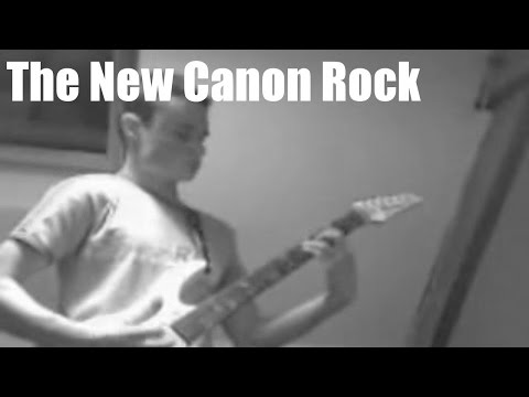 MattRach - The NEW Canon Rock - New album link on the video !