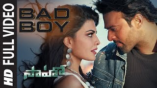 Saaho: Bad Boy Full Video Song