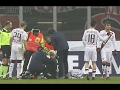 Joe Hart suffers brutal head injury  Torino vs AC Milan   12012017 - New 1018