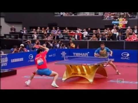 TTWC-2011.FINAL MAN: Wang Hao CHN vs Jhang Jike CHN