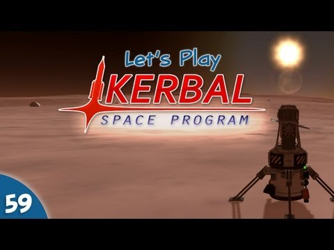 Kerbal Space Program - #059 - Duna Polar Lander