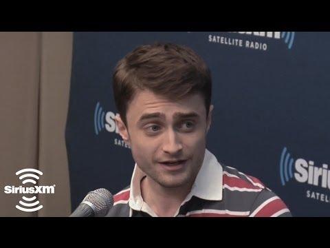 "Daniel Radcliffe ""Gay Sex Scene...It's An Easy Headline"" // SiriusXM // Entertainment Weekly"