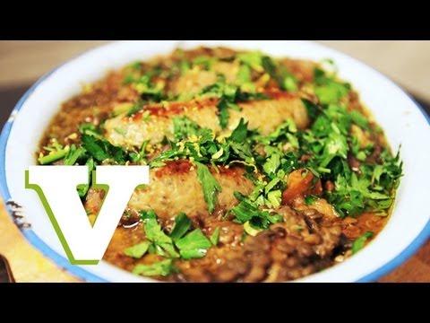 Sausages & Puy Lentil Stew: The Tasty Tenner 2