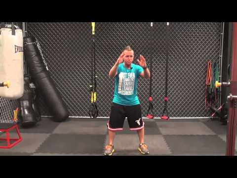Bodyweight Squat Jump Modifications