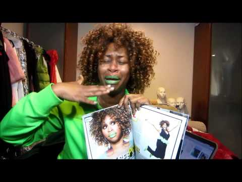 GloZell is featured in Ebony Magazine!