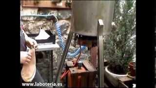Cómo se fabrica una Bota de vino | How to make a wineskin