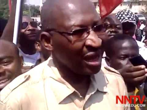 #OccupyEnglish - Hon. Patrick Obahiagbon On Fuel Subsidy Removal