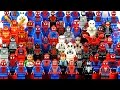 Epic LEGO Spider-Man™ 2016 Marvel Super Heroes Minifigure Complete Collection