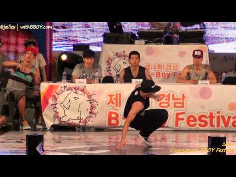 5vs5 FINAL | Fusion MC(w) vs Morning of owl | Gyeongnam BBOY Festival 2012