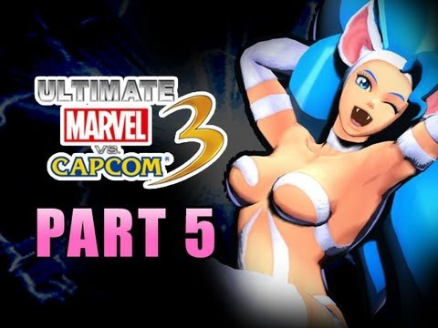 WEEK OF! UMVC3 Felicia Online Part 5