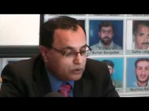 Aziz Baluch Speech in Geneva Conference 8 November 2010
