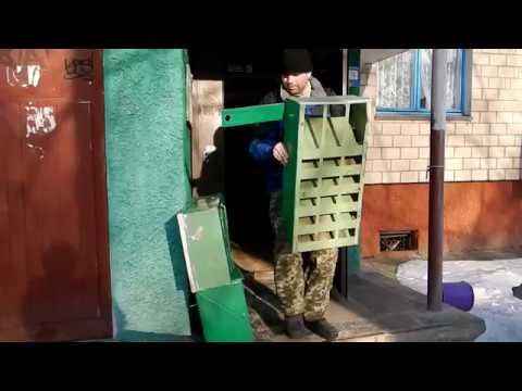 У Чернігові міняють пошкоджені поштові скриньки за міською програмою