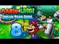 Let's Play Mario & Luigi Dream Team Bros. Part 8: Hornbach Hämmer!