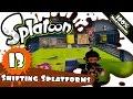 Splatoon Part 13 - Octo Valley 13: Shifting Splatforms 100% Walkthrough [FaceCam + HD1080p]