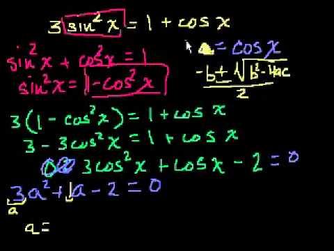 Problema di Trigonometria Divertente