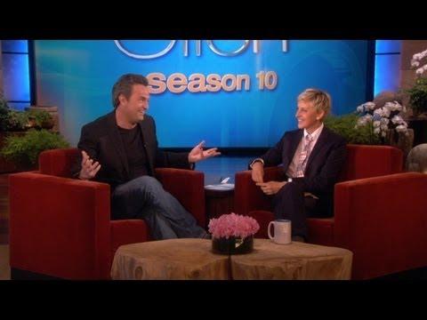 Peach Joke Reaction at The Ellen Show