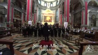 Sing an Alleluia