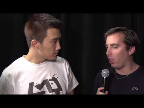 Vasilii on LMQ's series against Curse and bootcamping in China with a Korean coach