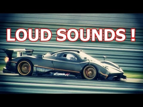 Best of Pagani Zonda vs Huayra Sounds!