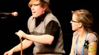 Zaczynam kabaret - Kabaret Zmarnowany Potencjał - ABC Podrywu 65+ (PIGI 2012)