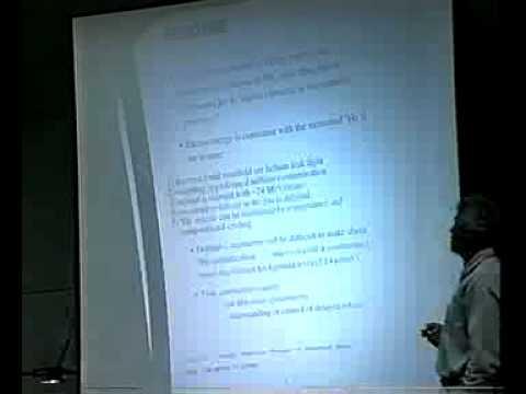Dr. Michael McKubre/ACS 1999 2/4