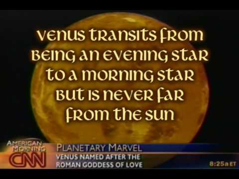 Venus Transits 2004 &amp; 2012