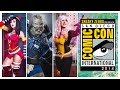 San Diego Comic Con 2014 (SDCC) - Cosplay Music Video‏ To celebrate us recently hitting 100000 Subscribers & 100 videos make sure you watch to the end for a little give away competition. To enter you must tweet us who you would like to see Nathan... Category:  Film