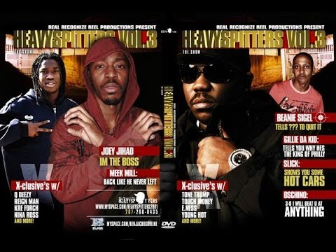 Beanie Sigel Disses Gillie Da Kid