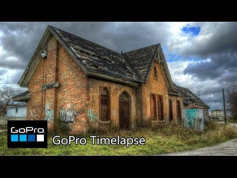 GoPro Hero 4 Silver Timelapse
