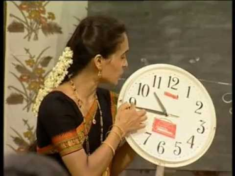 Sanskrit Language Teaching Through Video -- Part 3