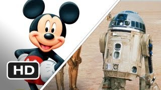 Disney Buys LucasFilm for $4.05 Billion - Huge Movie News - Star Wars George Lucas HD