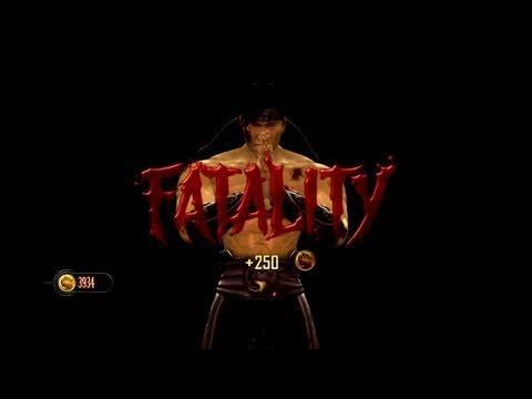 Mortal Kombat 9 - Fatalities 1 (Scorpion, Liu Kang, Kung Lao, Sub-Zero, Sindel)