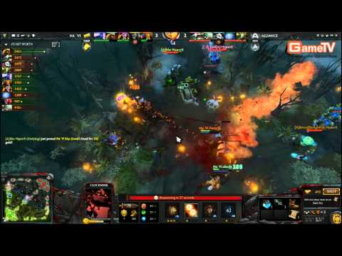 Alliance vs NaVi SLTV SS9 13 3 2014