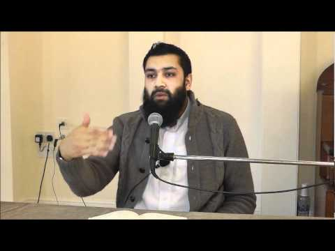 The Names And Attributes Of Allah Part 5 - Alomgir Ali