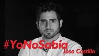 #YoNoSabía con Jòse Castillo y Gente Positiva