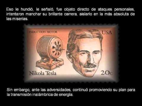 Nikola Tesla, el serbio que invento el futuro