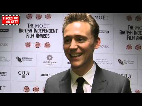 Tom Hiddleston on Loki & Thor in Thor 2: The Dark World & Only Lovers Left Alive at BIFAs -p4ObkuVR5MU