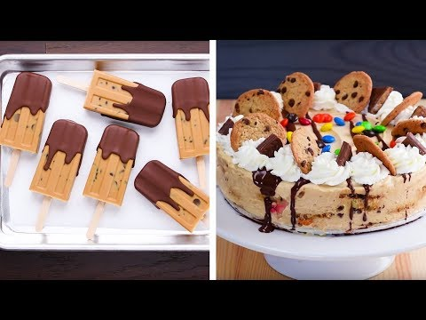 Step up your cookie game with these delicious cookie recipes! I Dessert ideas by So Yummy