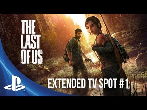 Tráiler extendido de The Last of Us