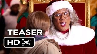 Tyler Perry's A Madea Christmas Official Teaser Trailer (2013) HD
