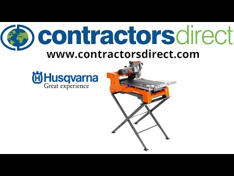 Husqvarna TS 60 Tile Saw 966610701