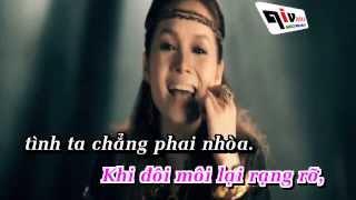 Tình yêu mầu nắng karaoke ( only beat )