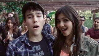 Maroon 5 Medley! - Victoria Justice &amp; Max Schneider
