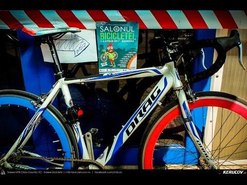 VIDEOCLIP Salonul Bicicletei 2017 (Bucuresti, ROMEXPO, 1 - 2 aprilie 2017)
