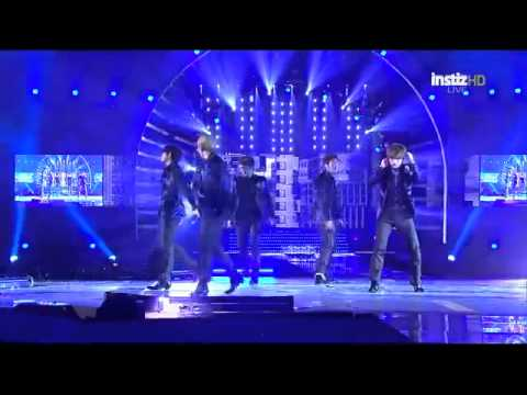 [120101] Beast - Fiction [2011 MBC Gayo Daejun]